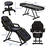 Nurxiovo 73 inches Convertible Massage Table