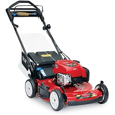 Toro Recycler 22 190cc Personal Pace Lawn Mower W Blade Override 20333