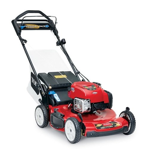 Toro Recycler 20333 22 U0026quot  190cc Standard Personal Pace Lawn Mower  U0026 Blade Override 8699482547404