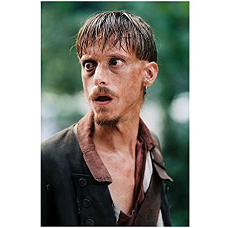 Pirates of the Carribean Mackenzie Crook as Ragetti Chest Up