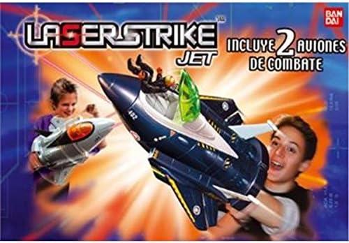 Amazon.es: Fisher Price - Laser strike jet: Juguetes y juegos