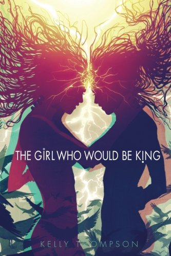 Easy Superhero Costumes For Adults (The Girl Who Would Be King)