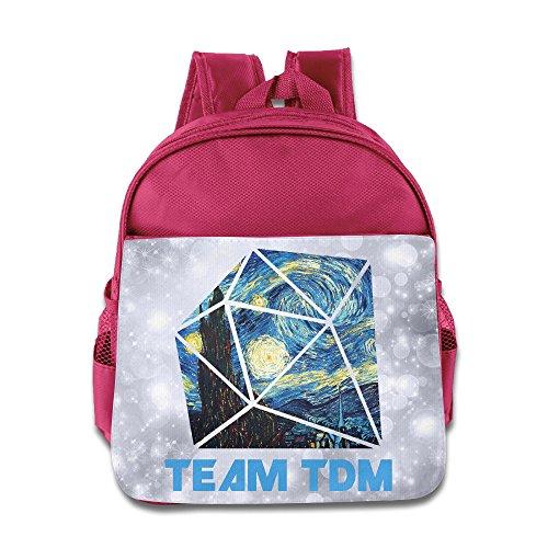 children-starry-tdm-design-cute-backpack-school-bag-pink