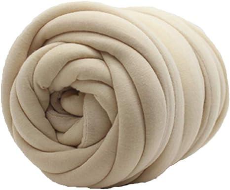 Hilo de algodón grueso, hilo de tubo de algodón, hilo para tejer ...