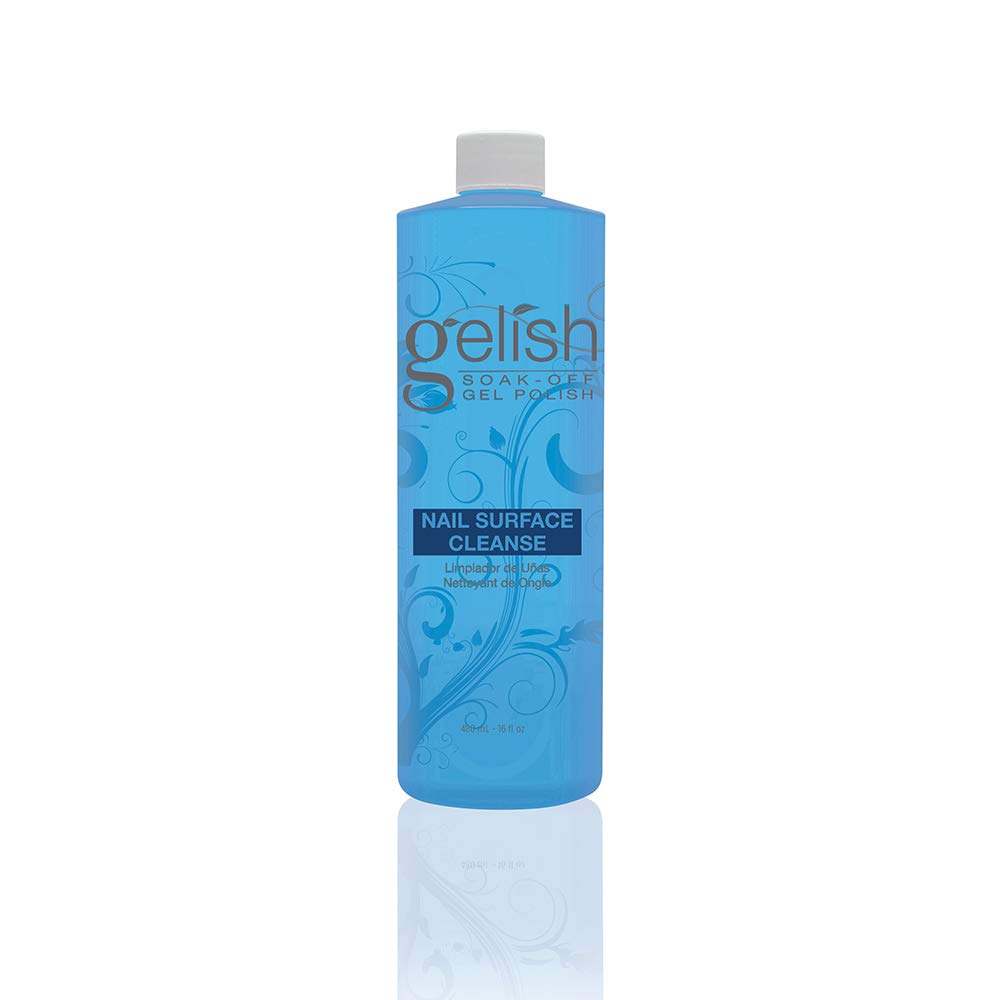 Gelish Nail Surface Cleanse, 16 fl oz.