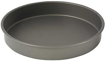 Winco Hac 122 Round Cake Pan 12 Inch Hard Anodized Aluminum