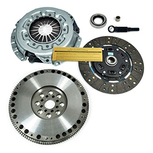 EF HD CLUTCH KIT & JAPAN FLYWHEEL fits 90-96 NISSAN 300ZX 3.0L NON-TURBO VG30DE