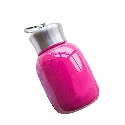 Mini Termo Termo de Acero Inoxidable Botella de Viaje ...