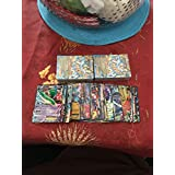 50 Assorted Pokemon Trading Cards w/ FREE EX or Full Art by Pokemon TCG USA