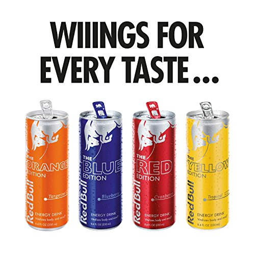 Red bull winter edition 2019