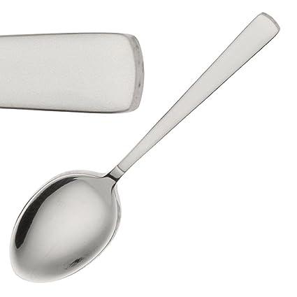 Genérico - Juego 12 cucharas café/moka modelo 98 alisas magefesa