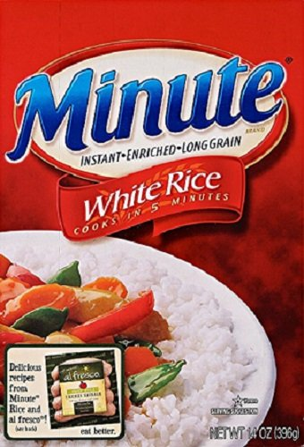 minutes rice - 3
