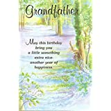 Grandfather May This Birthday Bring You a a Little Something Extra Nice- Another Year of Happiness. (Z1)