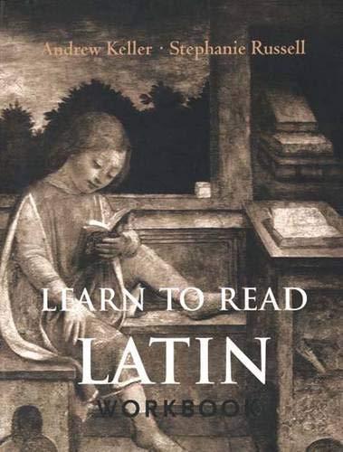 Learn to Read Latin Workbook