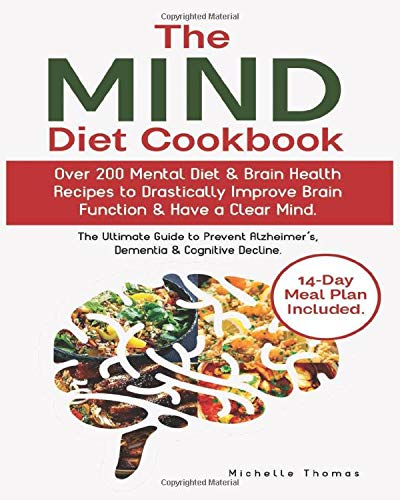 Mind Diet Cookbook Drastically Function product image
