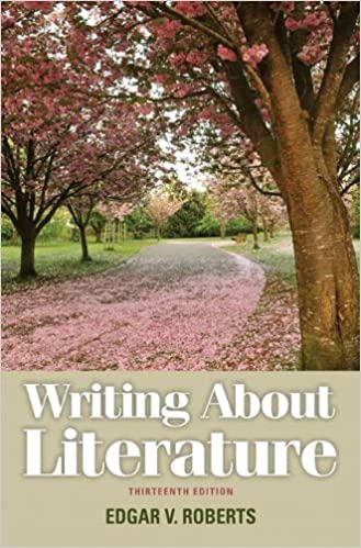 Amazon writing about literature 13th edition 9780205230310 amazon writing about literature 13th edition 9780205230310 edgar v roberts books fandeluxe Image collections