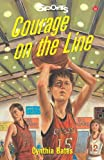 img - for Courage on the Line (Lorimer Sports Stories) book / textbook / text book