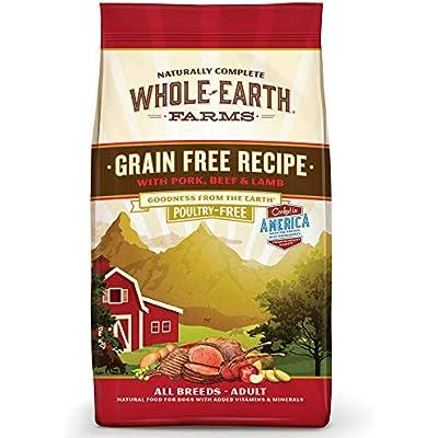 Whole Earth Farms Grain Free, Natural Dry Dog Food