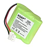 HQRP Transmitter Battery for Dt-Systems DT Good Dog ST 100 Pro, ST 102 Pro, ST 200 Pro, ST 202 Pro, ST 300 Pro, ST 302 Pro Training Collar Transmitter + Coaster For Sale