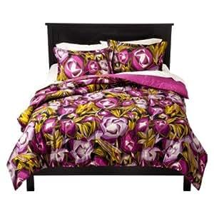 Missoni large floral duvet set full queen for Kitchen queen set