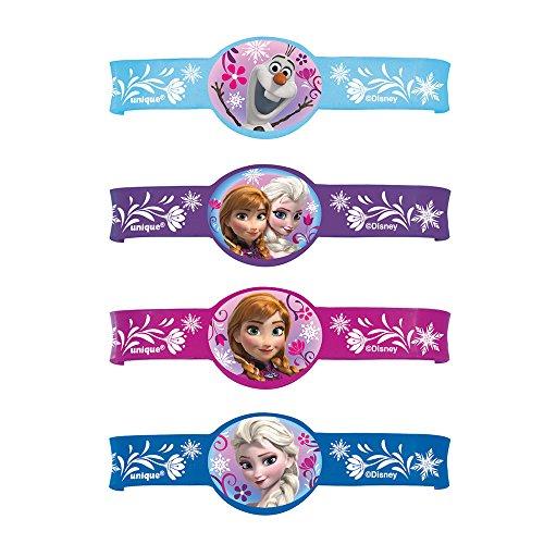 Disney Frozen Silicone Wristband