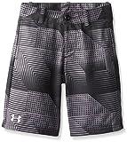 Under Armour Boys' UA Utility Club Printed Golf Shorts XL (18-20 Big Kids) Black