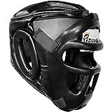 Farabi Boxing Head Guard Head Protection MMA Muay Thai Kickboxing Training Head Gear