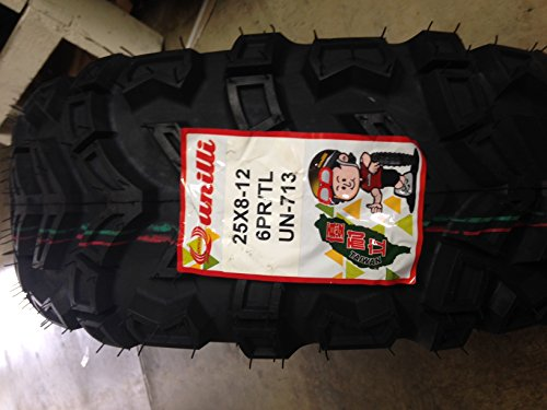 25 8 12 atv tires - 8