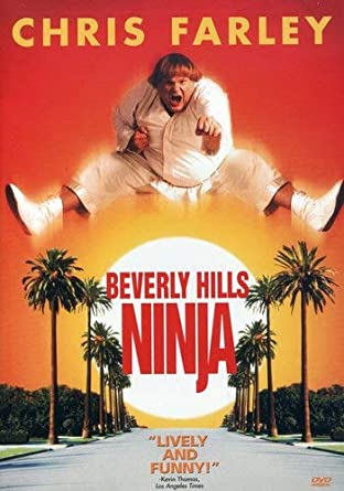 Amazon.com: Beverly Hills Ninja: Chris Farley, Nicollette ...