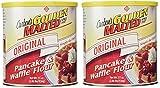 Golden Malted Waffle and Pancake Flour, Original (66 ounce)