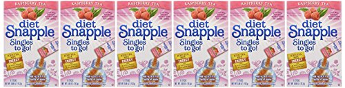diet-snapple-singles-to-go-raspberry-tea-6-sticks-in-each-box-six-boxes