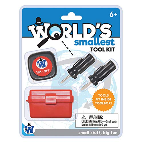 Westminster Worlds Smallest Tool Kit