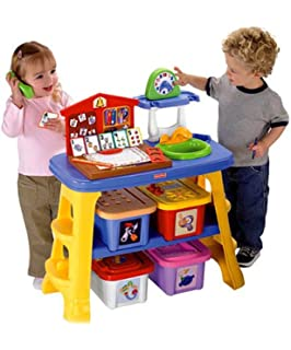 Fisher Price Play My Way Customizable Play Center