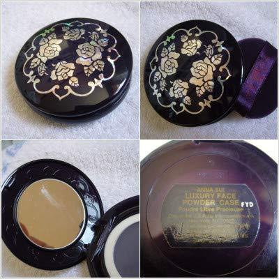 Anna Sui Luxury Face Powder Case Anna Sui Face Powder