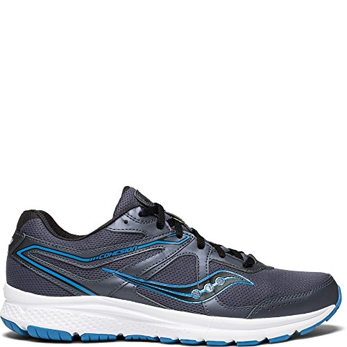 Saucony Cohesion 11 Men 10.5 Grey   Blue from Saucony