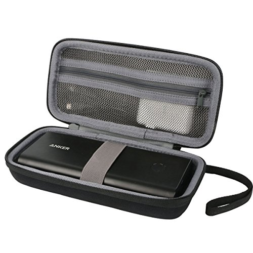 Hard Carrying Case for Anker PowerCore+ 26800 Premium Portable Charger 26800mAh External Battery by CO2CREA (Size 2)