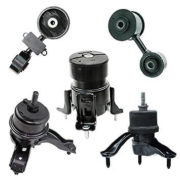 Engine Motor Mounts Front Torque Set For 07//09 Toyota Camry 2.4L Japan Built