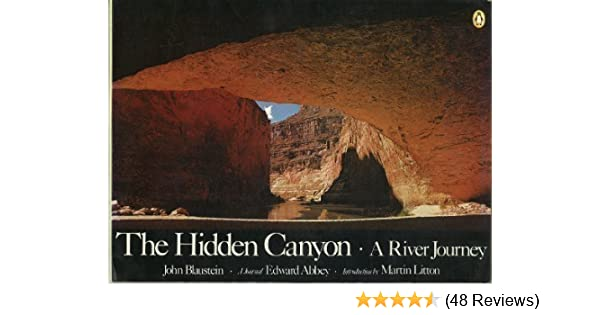 the hidden canyon a river journey