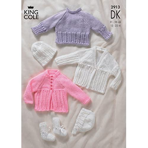 Pattern For Premature Baby Cardigans Amazon