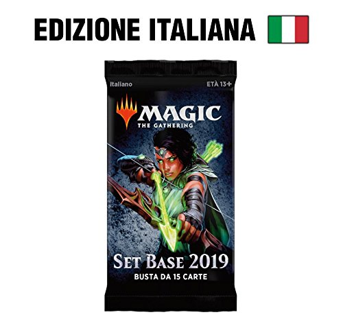 Core Set 2019-15 Cards Booster Pack (IT): Amazon.es ...