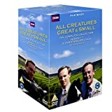All Creatures Great and Small Complete TV Series DVD Collection [ 33 Discs ] Boxset : Series 1,2,3,4,5,6,7 and...