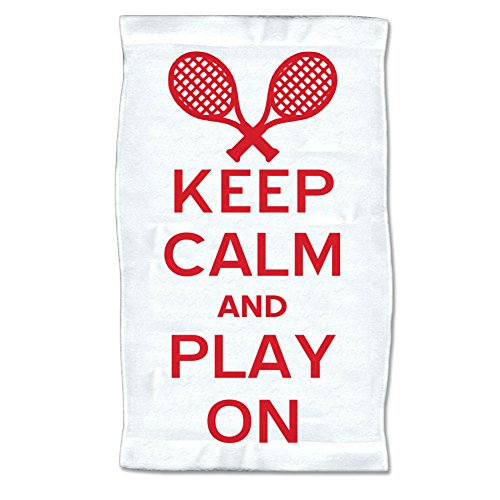 4 Wooden Shoes Tennis Towel-(SWEATTOWEL) (Court Iv Tennis Shoe)