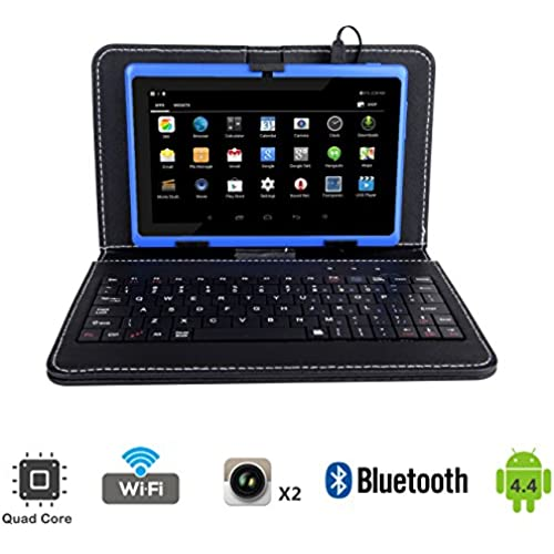 Tagital 7 Quad Core Android 4.4 KitKat Tablet PC, Bluetooth, Dual Camera, Netflix, Skype, 3D Game Supported Coupons