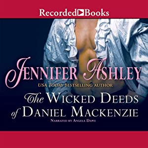 The Wicked Deeds of Daniel MacKenzie Audiobook