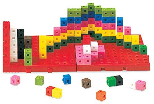ETA hand2mind Interlocking Centimeter Unit Cubes (Set of 1000) (1000 Cubes)