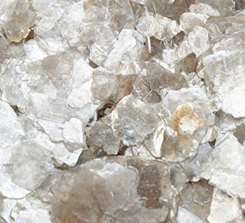 Clear - Pearl - Natural Mica Flakes - 311-4330 (4 oz Bulk Bag)