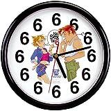 Loftus International No Sex Till 6 O'clock Wall Clock