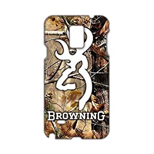 Angl 3D Case Cover Browning Logo Phone Iphone 4/4S