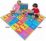 Pro-Gymnastics Kids Foam Puzzle Mat