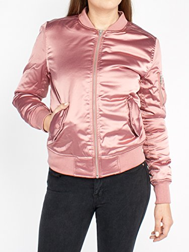 Chaquet Rainbow Freak Pony Bomber Certified Rosa Girls EEgxqwC